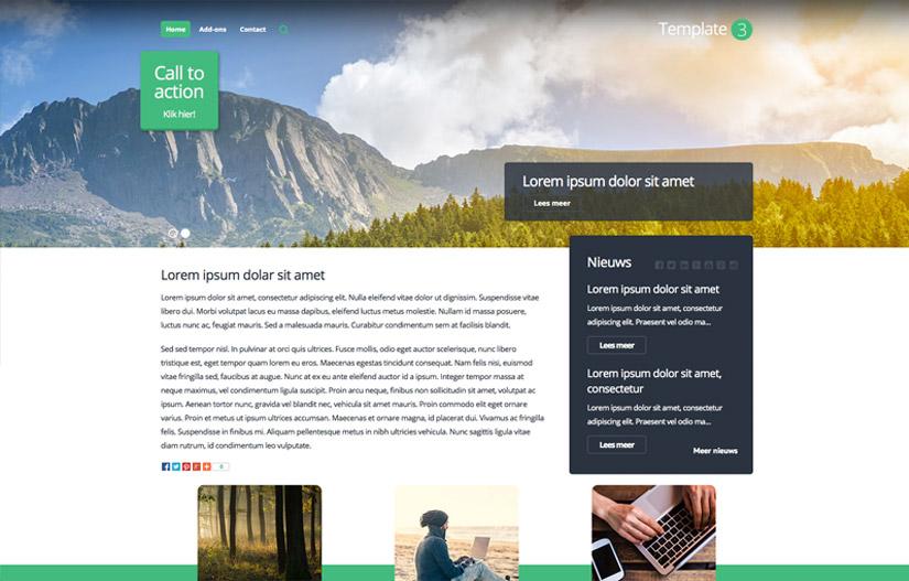 Website van de maand mei